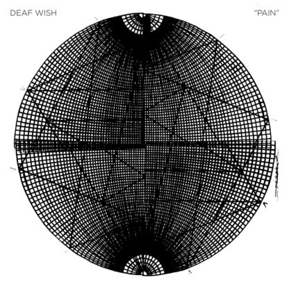 DEAF WISH Pain - Vinyl LP (black)