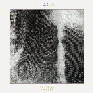FACS Negative Houses - Vinyl LP (metallic gold)