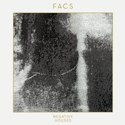 FACS Negative Houses - Vinyl LP (gold | black)