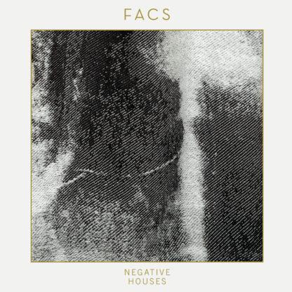 FACS Negative Houses - Vinyl LP (metallic gold)