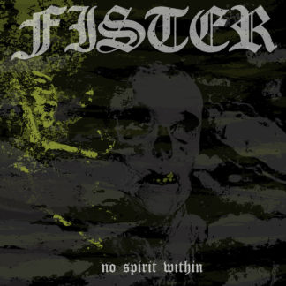 FISTER No Spirit Within - Vinyl LP (black red mix)