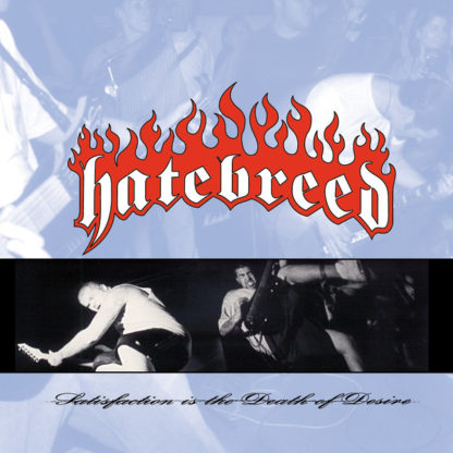 HATEBREED Satisfaction is the death of desire - Vinyl LP (multicolor)