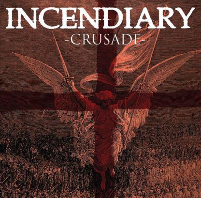 INCENDIARY Crusade - Vinyl LP (silver)