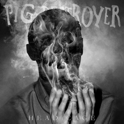PIG DESTROYER Head Cage - Vinyl LP (black)
