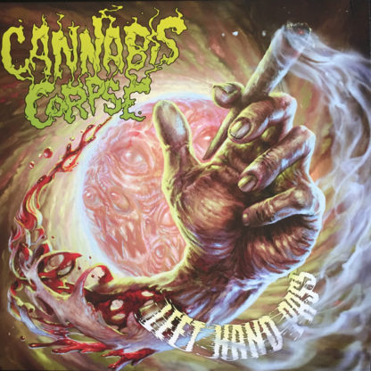 CANNABIS CORPSE Left Hand Pass - Vinyl LP (black)