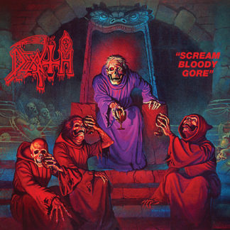 DEATH Scream Bloody Gore - Vinyl LP (black)