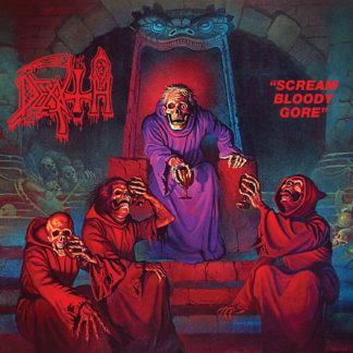 DEATH Scream Bloody Gore - Vinyl LP (black)