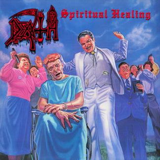 DEATH Spiritual Healing - Vinyl LP (black)