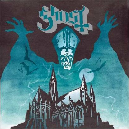GHOST Opus Eponymous - Vinyl LP (black)