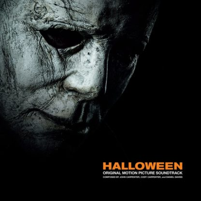 JOHN CARPENTER, CODY CARPENTER AND DANIEL DAVIES Halloween: Original Motion Picture Soundtrack - Vinyl LP (black)