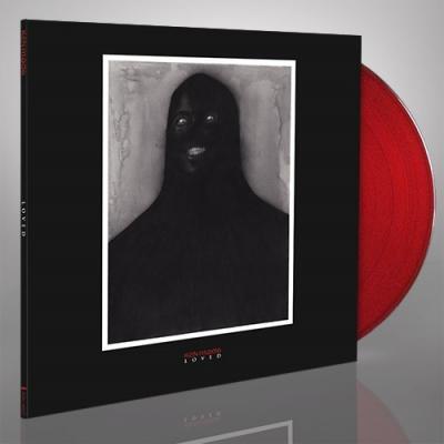 KEN MODE Loved - Vinyl LP (transparent red)