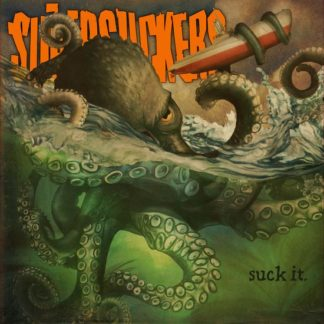 SUPERSUCKERS Suck It - Vinyl LP (white)