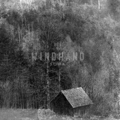 WINDHAND Soma - Vinyl 2xLP (clear with black, white, grey splatter)
