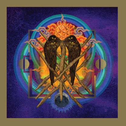 YOB Our Raw Heart - Vinyl 2xLP (gold and purple)