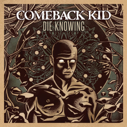COMEBACK KID Die Knowing - Vinyl LP (black)