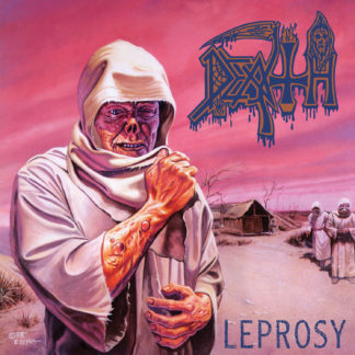 DEATH Leprosy - Vinyl LP (black)