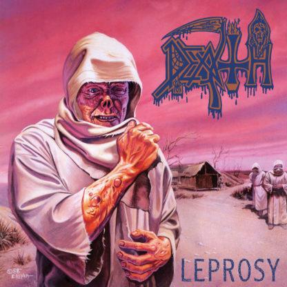 DEATH Leprosy - Vinyl LP (black)