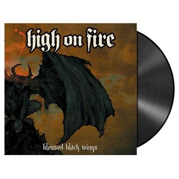HIGH ON FIRE Blessed Black Wings - Vinyl 2xLP (black)