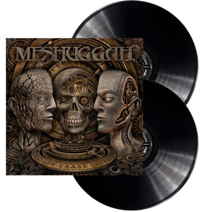 MESHUGGAH Destroy erase improve - Vinyl 2xLP (black)