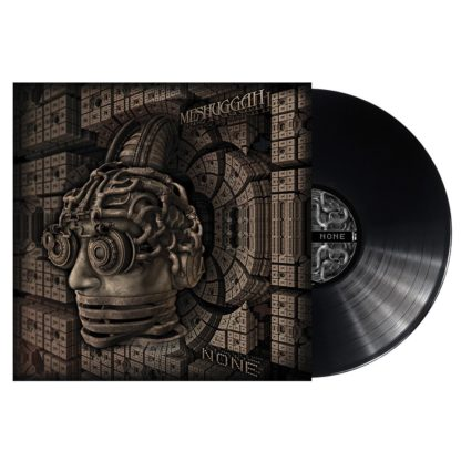 MESHUGGAH None - Vinyl LP (black)
