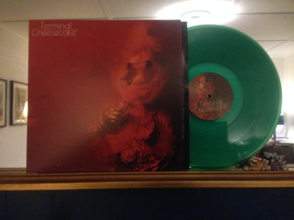 TERMINAL CHEESECAKE Dandelion Sauce Of The Ancients - Vinyl LP (green)