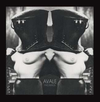 AVALE Incisives - Vinyl LP (black)