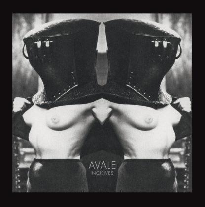 AVALE Incisives - Vinyl LP (black)