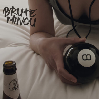 BRUTE MINOU S/t - Vinyl LP (black)