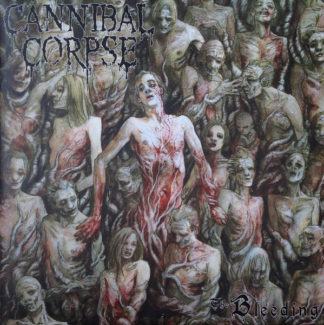 CANNIBAL CORPSE The Bleeding – Vinyl LP (black)