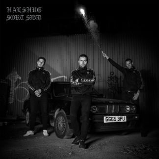 HALSHUG Sort Sind - Vinyl LP (black)
