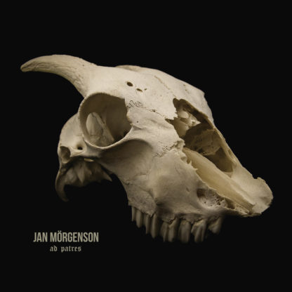 JAN MORGENSON Ad Patres - Vinyl LP (black)