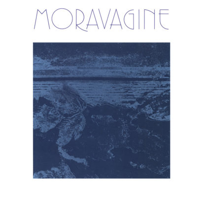 MORAVAGINE S/t - Vinyl LP (black)