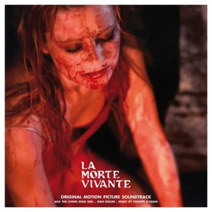 PHILIPPE D'ARAM La Morte Vivante - Vinyl LP (black)