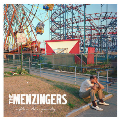 THE MENZINGERS After the Party - Vinyl LP (black)