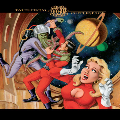 ÖFÖ AM Tales From Outerspace, An Octaman's Odyssey - Vinyl LP (black)