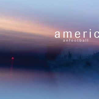 AMERICAN FOOTBALL American Football (LP3) - Vinyl LP (blue marble)