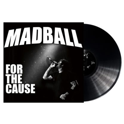 MADBALL For The Cause - Vinyl LP (black)