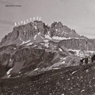 MATTHIAS PUECH Alpestres - Vinyl LP (black)