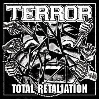 TERROR Total Retaliation - Vinyl LP (black)