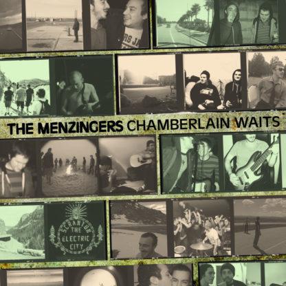 THE MENZINGERS Chamberlain Waits - Vinyl LP (black)