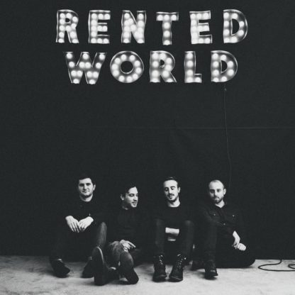 THE MENZINGERS Rented World - Vinyl LP (black) + CD