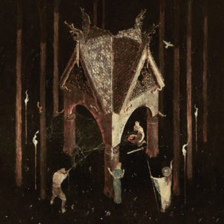 WOLVES IN THE THRONE ROOM Thrice Woven - Vinyl 2xLP (black)