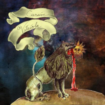 CURSIVE Vitriola - Vinyl LP (black)