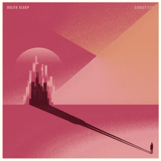 DELTA SLEEP Ghost City - Vinyl LP (black)