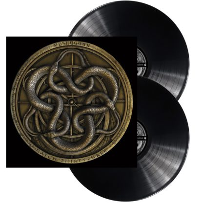 MESHUGGAH Catch Thirtythree - Vinyl 2xLP (black)