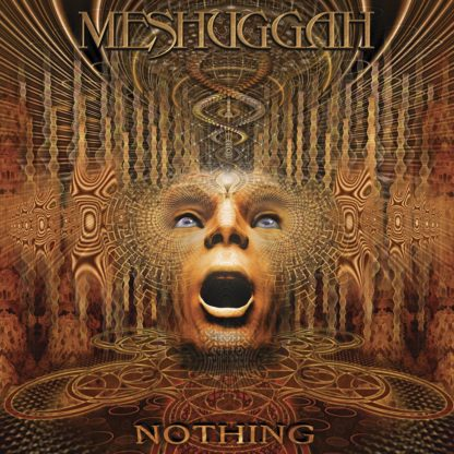 MESHUGGAH Nothing - Vinyl 2xLP (black)