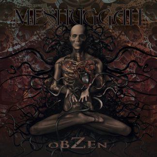 MESHUGGAH ObZen - Vinyl 2xLP (black)