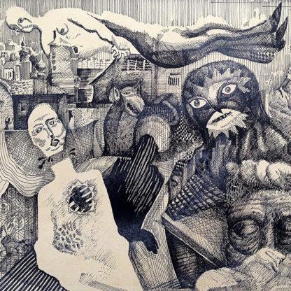MEWITHOUTYOU Pale Horses - Vinyl LP (black)
