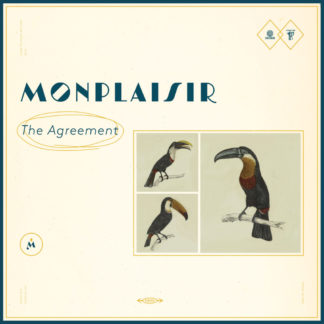 MONPLAISIR The Agreement - Vinyl LP (black)