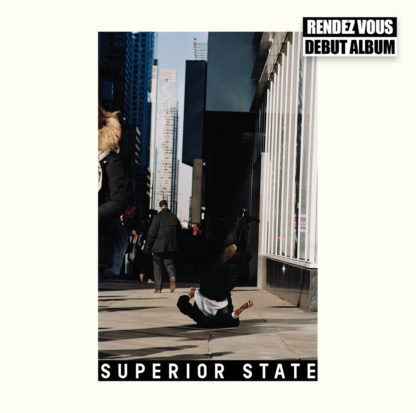 RENDEZ VOUS Superior State - Vinyl LP (black)